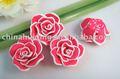 japonés de arcilla del polímero flor