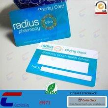 13.56 MHZ Colorful Printed M 1k S50 RFID card