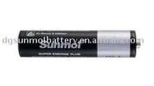 R03p 1.5v AAA zinc carbon aa battery (Sunmol Brand )