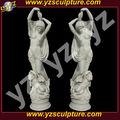 Dama hermosa escultura de desnudos stu-a343