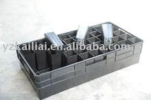 2013 Hole plastic nursery flower pot tray,new product moveable tray,pot tray-50 sets