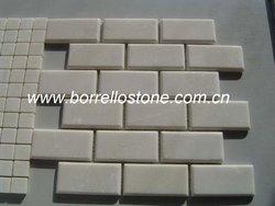 Rectangular Stone Mosaic