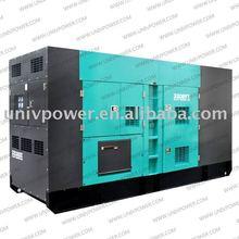 Denyo generador diesel silencioso with ATS