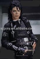 Polyresin Michael Jackson figurine/resin craft