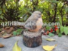niza diseño de resina de sensor de la figura del pájaro