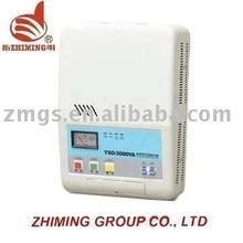 Automatic low voltage AC voltage regulator