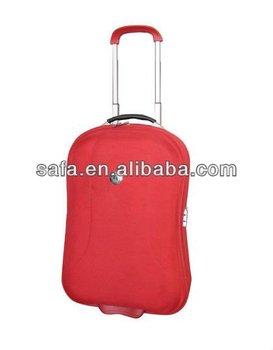 1680D Polyester Trolley Travel Bag
