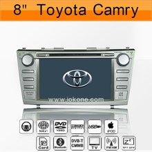 Toyota Camry Car GPS Navigator IPOD USB/SD