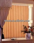 Traditional 89mm Vertical Blinds With Aluminum track