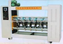 SS-100P thin blade slitting scorer machine, carton machine made in china