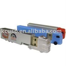 Custom Truck shape USB Flash Drive