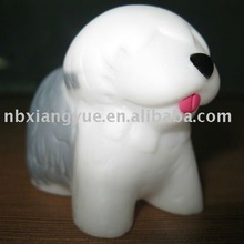 dog rubber toy-5cm(height)