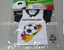 mini football shirt for world cup,mini t-shirt