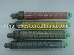 Color laser toner cartridge for Ricoh Aficio SP C811DN