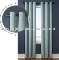 2012 The Most Popular European Style Grommet Curtain