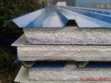 more convenient EPS Sandwich roofing panel