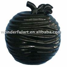 Home ornament Ceramic Christmas Decorative Apple