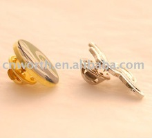 Free customed blank pin badges metal for gift or decoration