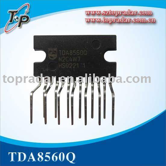 tda8560q интегральных