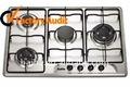 Bh398-3 4 quemadores de la estufa
