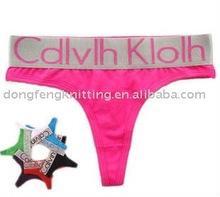 fashion girls thong and g-string