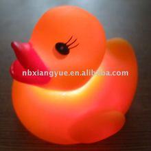 led floating bath toy