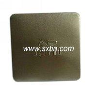 Single CD/DVD Tin Box