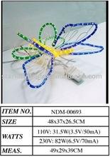 LED NEW Butterfly DESIGN OF DECORATIVES MOTIF LIGHT