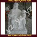 De mármol blanco estatuas religiosas católicas stu-a176