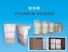 titanium dioxide anatase/rutile/enamel grade