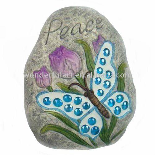 pedra cimento jardim : pedra cimento jardim:Jardim ornamento cimento arte decorativa pedra-Artesanato de pedras-ID
