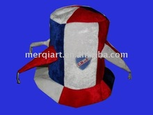 Halloween Fashion Oxhorn Carnival Hat Cap Costume
