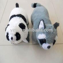 soft factory supply plush animal pillow pets ,mini pillow