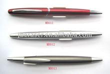 metal ball point pen