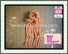 2012 Mesh bowknot / designer scarf wholesale china