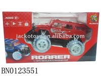 RC jeep w/music,light,Plastic rc toy for kid/child