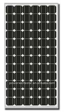 Mono Solar Module With CE/IEC/TUV/ISO Approval Standard