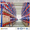 amplamente utilizado de alta capacidade de armazenamento do armazém rack de aço