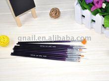 Nail art brush names