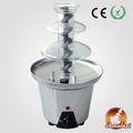 Chocolazi ant-8030 todo modelo 3 niveles de venta al por mayor mini de plástico para el hogar para la familia en china fuente de chocolate