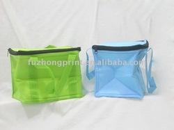 Eco-friendly colorful non woven shopping bag