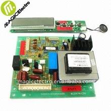 control panels pcb design service