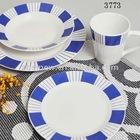 16 pcs porcelain dinner ware