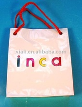 Packaging Box PP Bag 2012 New Luxury Shopping Paper Bag for shopping