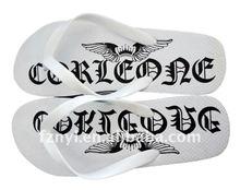 Customer design flip flop and sandal