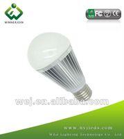 high power E27 12 watt led bulb light