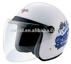 Hot sale Open Face scooter Helmet /motor helmet of Electric cars BLD-185