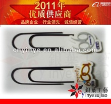 2012 promotional bookmarks to color from china