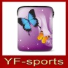 Neoprene custom soft laptop case