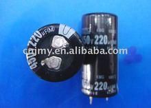 aluminum electrolytic capacitor 220UF 450V